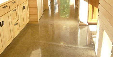 Residential Concrete Floors