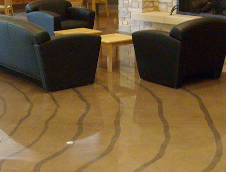 Concrete Floors Project Gallery Commercial Home Treatments