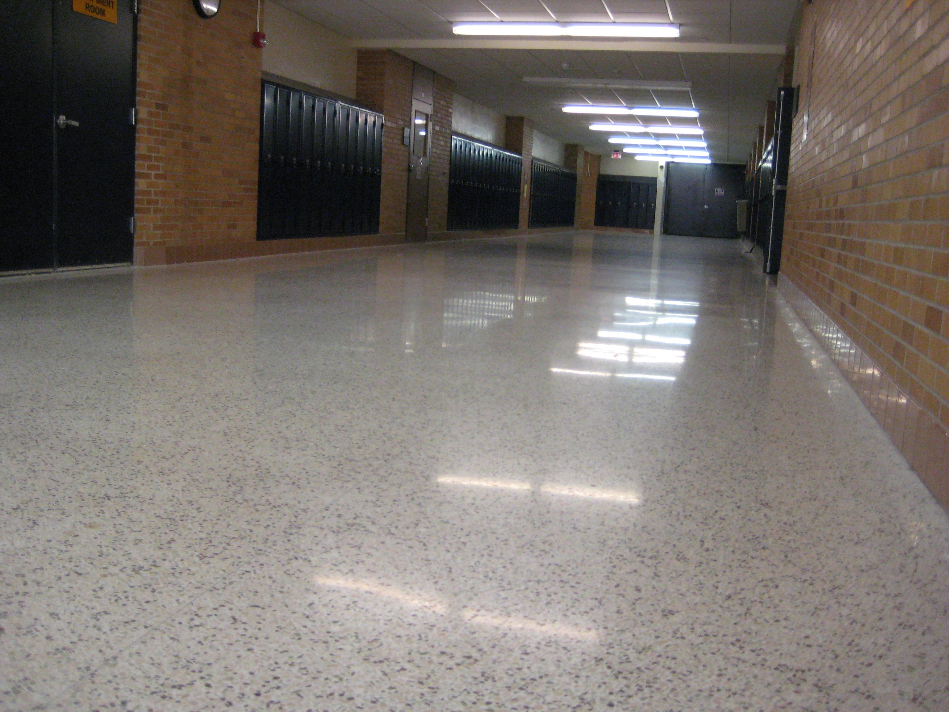 Polished Terrazzo Concrete Treatments Inc